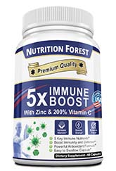 Nutrition Forest 5X Immune Boost