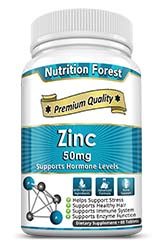 Nutrition Forest Zinc Product